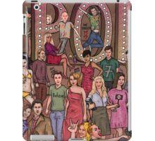 Pop music stars iPad Case/Skin