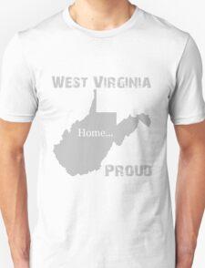West Virginia Proud Home Tee T-Shirt
