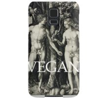 The First Vegans - Adam and Eve Samsung Galaxy Case/Skin