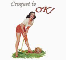 Croquet is OK! by tttrickyyy