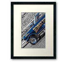 Honky Tonkin II Framed Print