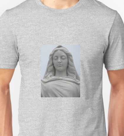 FACE OF COMPASSION Unisex T-Shirt