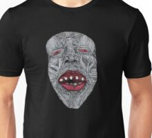 Muscle Face 1  Unisex T-Shirt