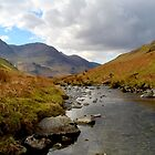 Gatesgarthdale beck by mikebov