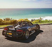 Porsche 918 Spyder in Southern California by dcoynepics