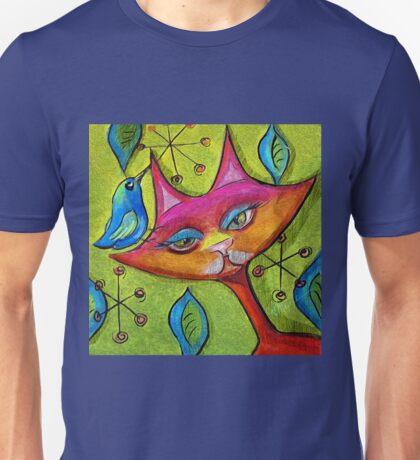 Catbird Song Unisex T-Shirt