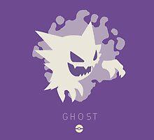 Pokemon Type - Ghost by spyrome876