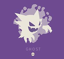 Pokemon Type - Ghost by spyrome876