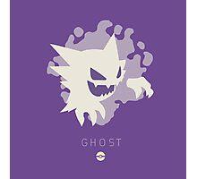 Pokemon Type - Ghost Photographic Print