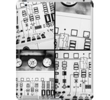 control station III iPad Case/Skin