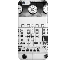 control station I iPhone Case/Skin