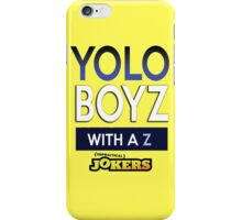 The Yolo Boys With A Z iPhone Case/Skin