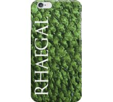 Rhaegal (with text) iPhone Case/Skin