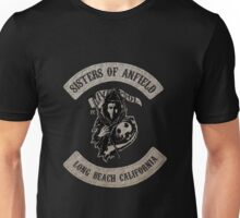 Sisters of Anfield - Long Beach California Unisex T-Shirt