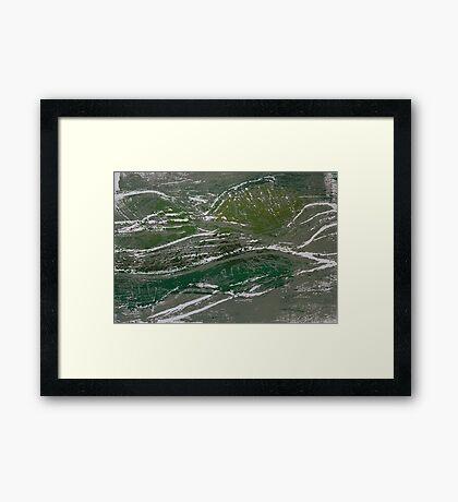 landscape 20.04 Framed Print