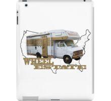 Wheel Estate iPad Case/Skin