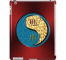 Scorpio & Monkey Yang Fire iPad Case/Skin