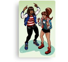 Everyone's an America Chavez fan Canvas Print