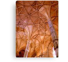 Mosteiro dos Jerónimos. Lisbon Canvas Print