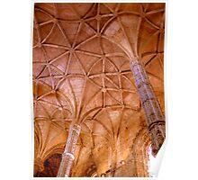Mosteiro dos Jerónimos. Lisbon Poster
