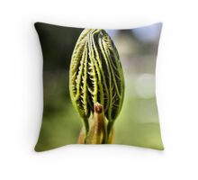 What's up Bud? Throw Pillow