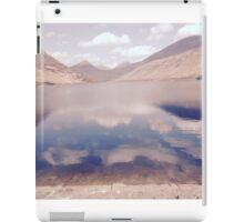 Heaven meets earth iPad Case/Skin