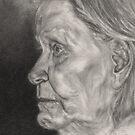 Portrait of Grandma by SERENA Boedewig