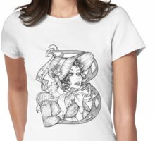 B is for Beatrix Womens Fitted T-Shirt