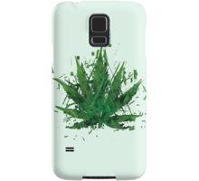 WEED LEAF Samsung Galaxy Case/Skin