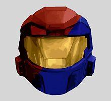 Halo - Red vs Blue by lbrandonl