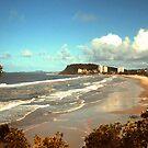 Burleigh Beach by georgieboy98