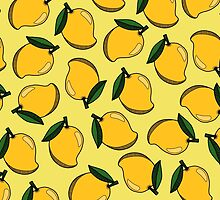 MANGO - YELLOW by tosojourn