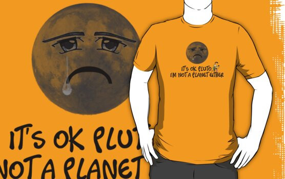 It's OK Pluto ll by Sharon Stevens