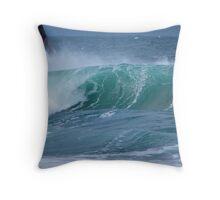 Zenith Swell Throw Pillow
