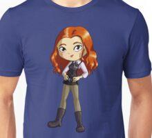 Amy Pond Chibi Unisex T-Shirt