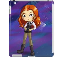 Amy Pond Chibi iPad Case/Skin