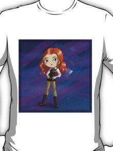 Amy Pond Chibi T-Shirt