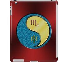Scorpio & Monkey Yang Metal iPad Case/Skin