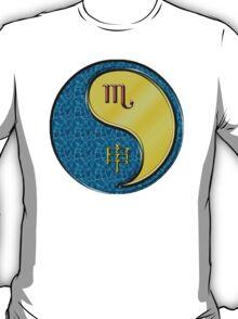 Scorpio & Monkey Yang Metal T-Shirt