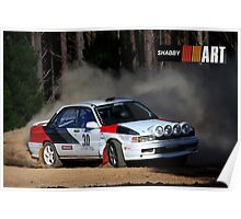 Rally of Lithgow 2009 Poster
