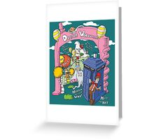 Doctor Whoville Greeting Card
