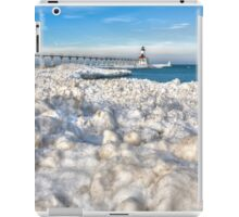 Winter on the North Side of America iPad Case/Skin