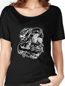 Tropical Spacefish Women's Relaxed Fit T-Shirt