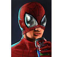 Spiderman - Spidey Cola Photographic Print