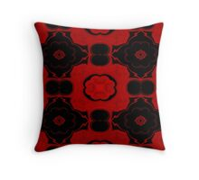 Moroccan Tile - (landscape) Throw Pillow