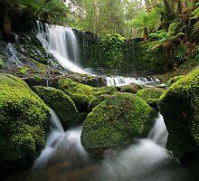Horseshoe falls by Donovan Wilson