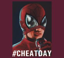 Spiderman - #CHEATDAY by Duncan Maclean