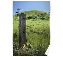 Maleny Hill Poster