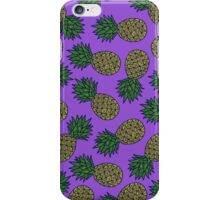 SUMMER EDITIONS - PINEAPPLE iPhone Case/Skin
