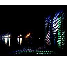shining night Photographic Print
